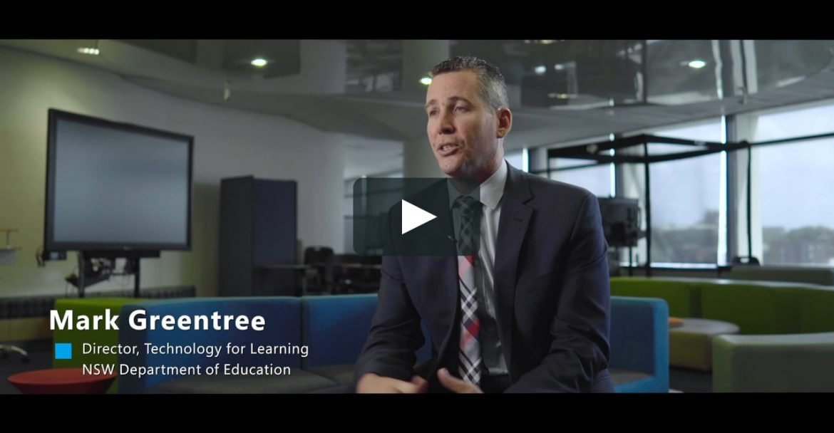 New South Wales: Large-scale education